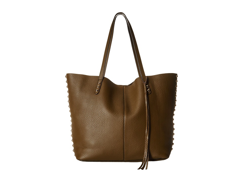 Rebecca Minkoff - Medium Unlined Tote (Olive) Tote Handbags