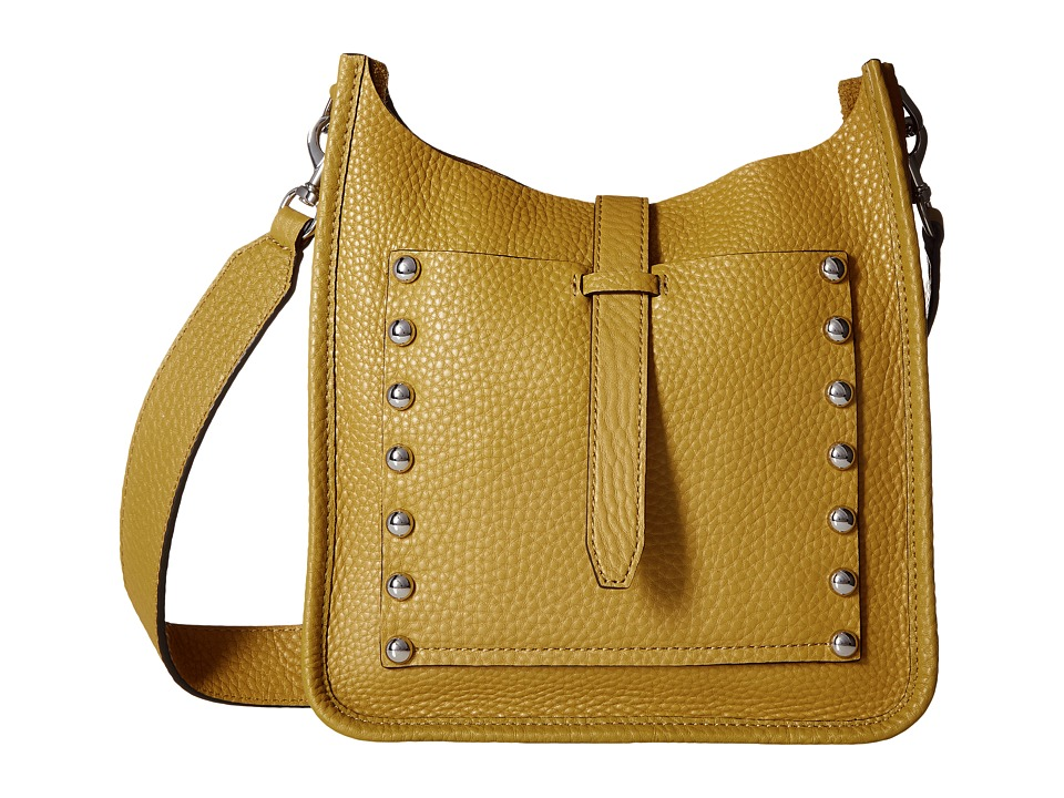 Rebecca Minkoff - Small Unlined Feed Bag (Harvest Gold) Bags