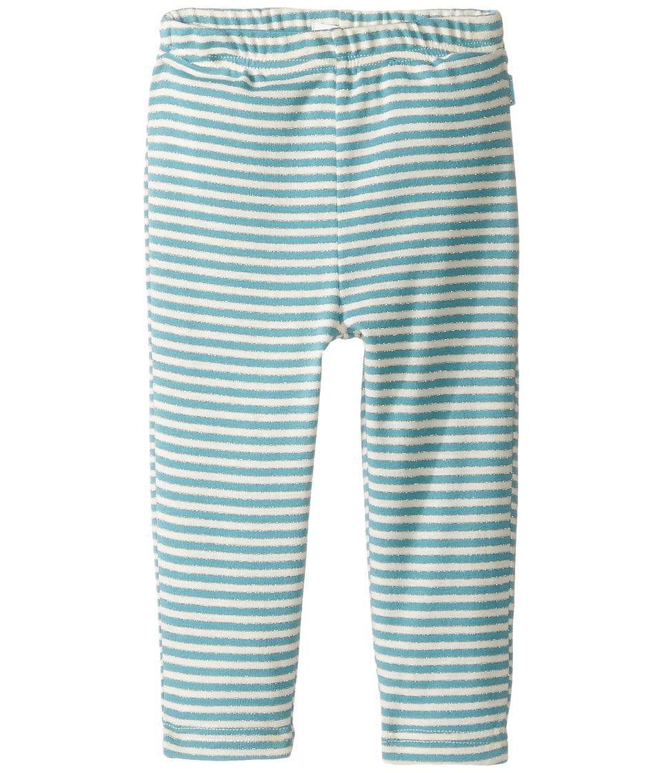 Pumpkin Patch Kids - Stripe Leggings (Infant) (Porcelain) Girl's Casual Pants