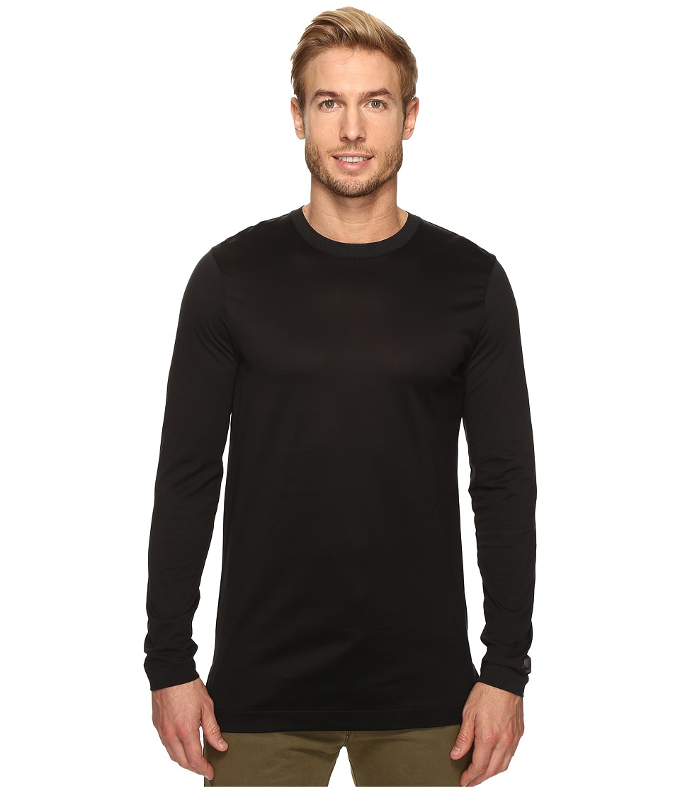Nike Modern Long Sleeve Top (Black/Black) Men