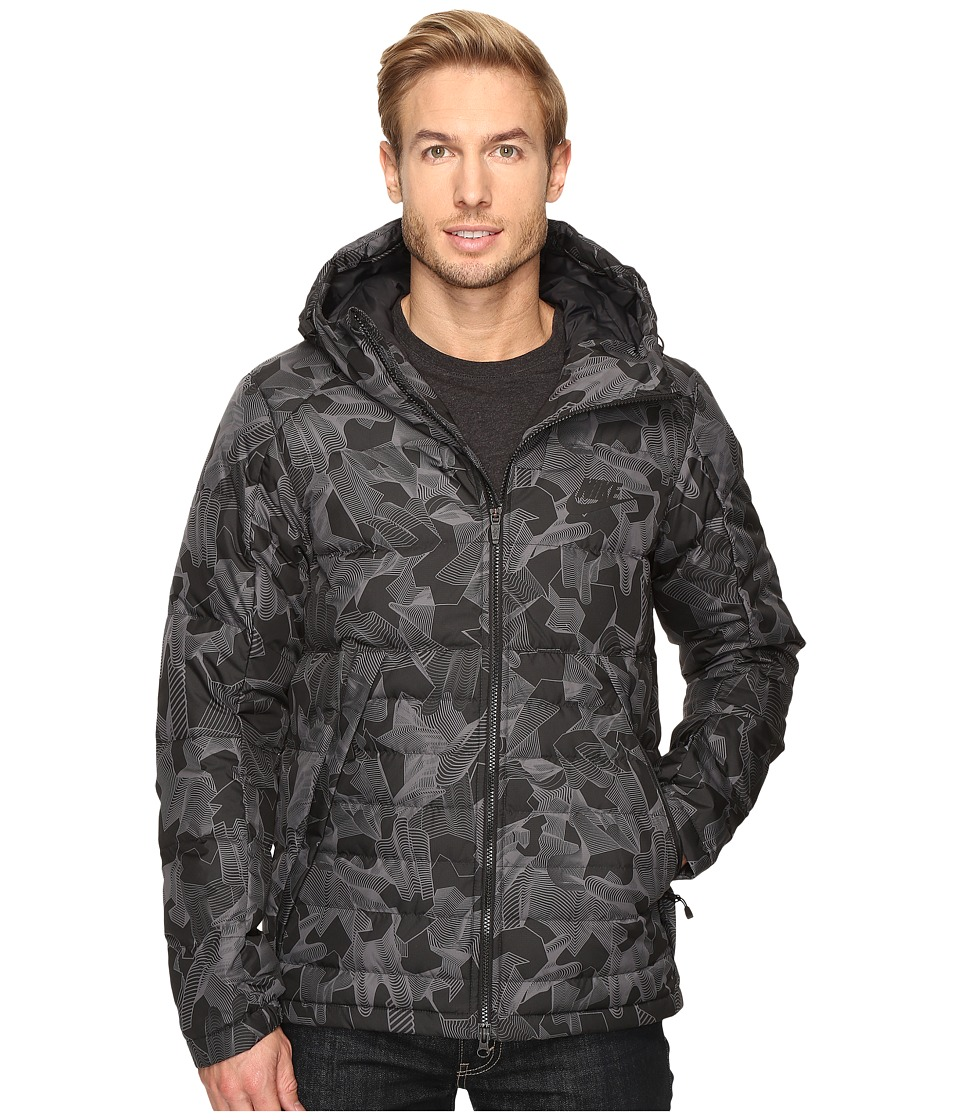 Nike - Sportswear Down Fill HD Jacket (Black/Black) Men's Coat