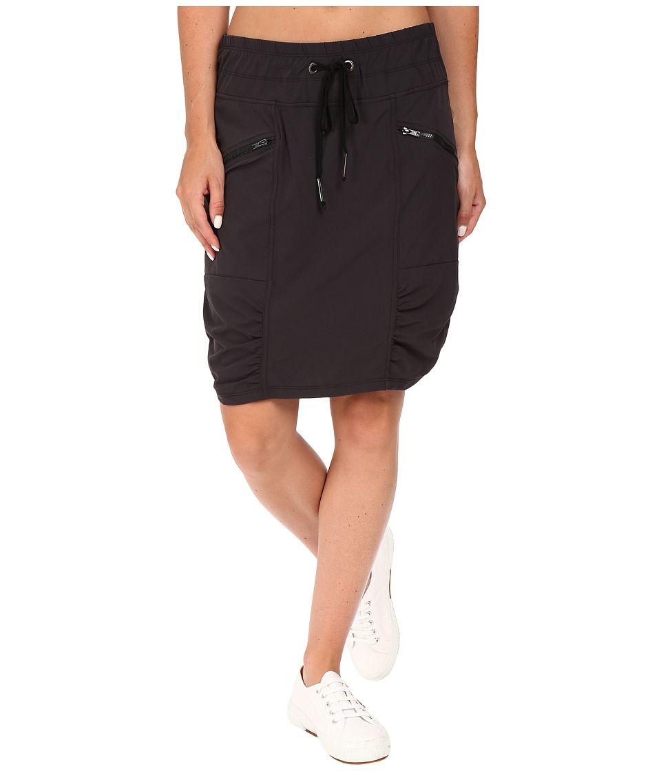 XCVI - Movement by XCVI Sweetzer Skort (Black) Women's Skort