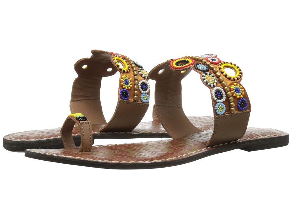Sam Edelman - Lucine (Saddle Leather) Women's Sandals