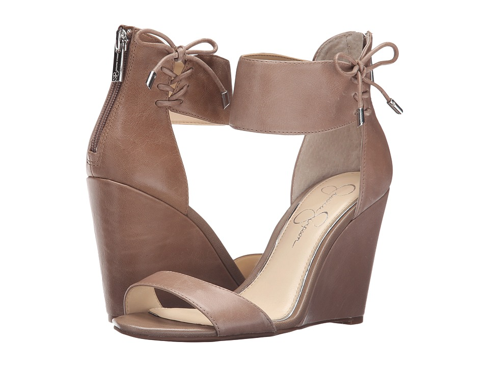 Jessica Simpson Breeley (Totally Taupe Ruby Tumbled) Women