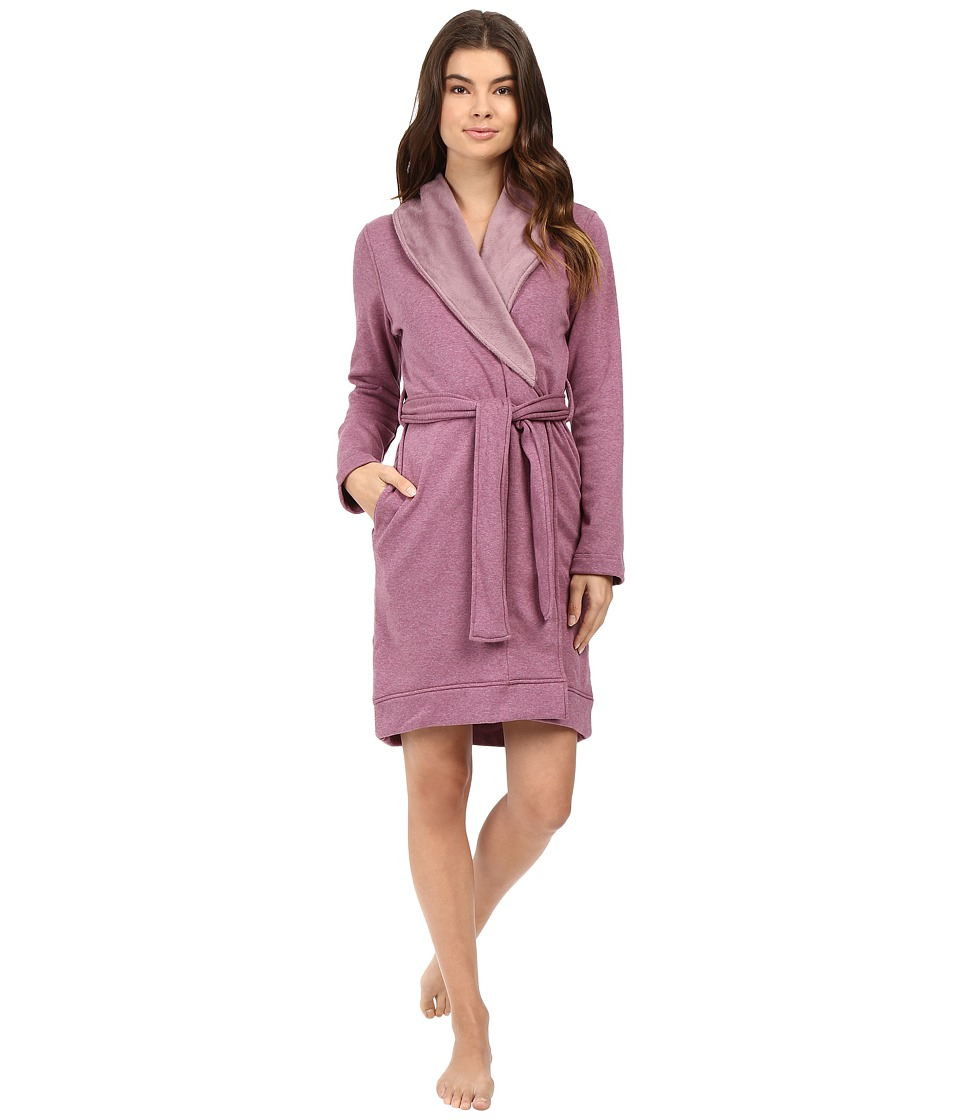 UGG - Blanche Robe (Shadow Heather) Women's Robe