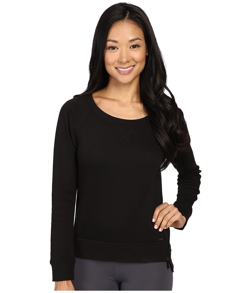 UGG - Morgan Pullover (Black) Women's Long Sleeve Pullover