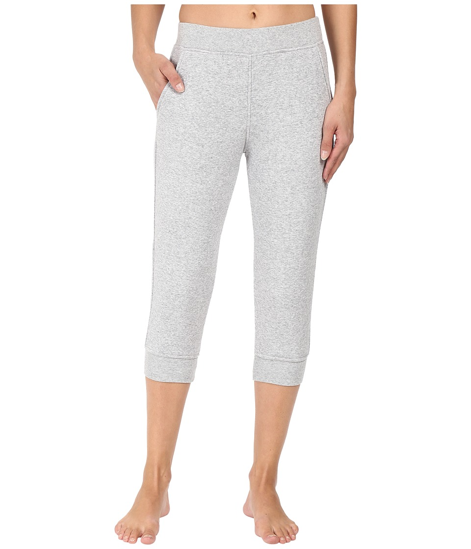 UGG - Hadley Cropped Jogger Pants (Seal Heather) Women's Casual Pants