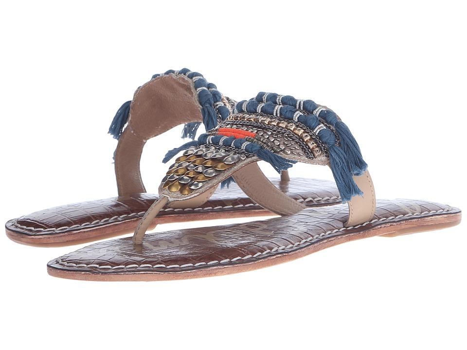 Sam Edelman - Kathy (Navy) Women's Sandals