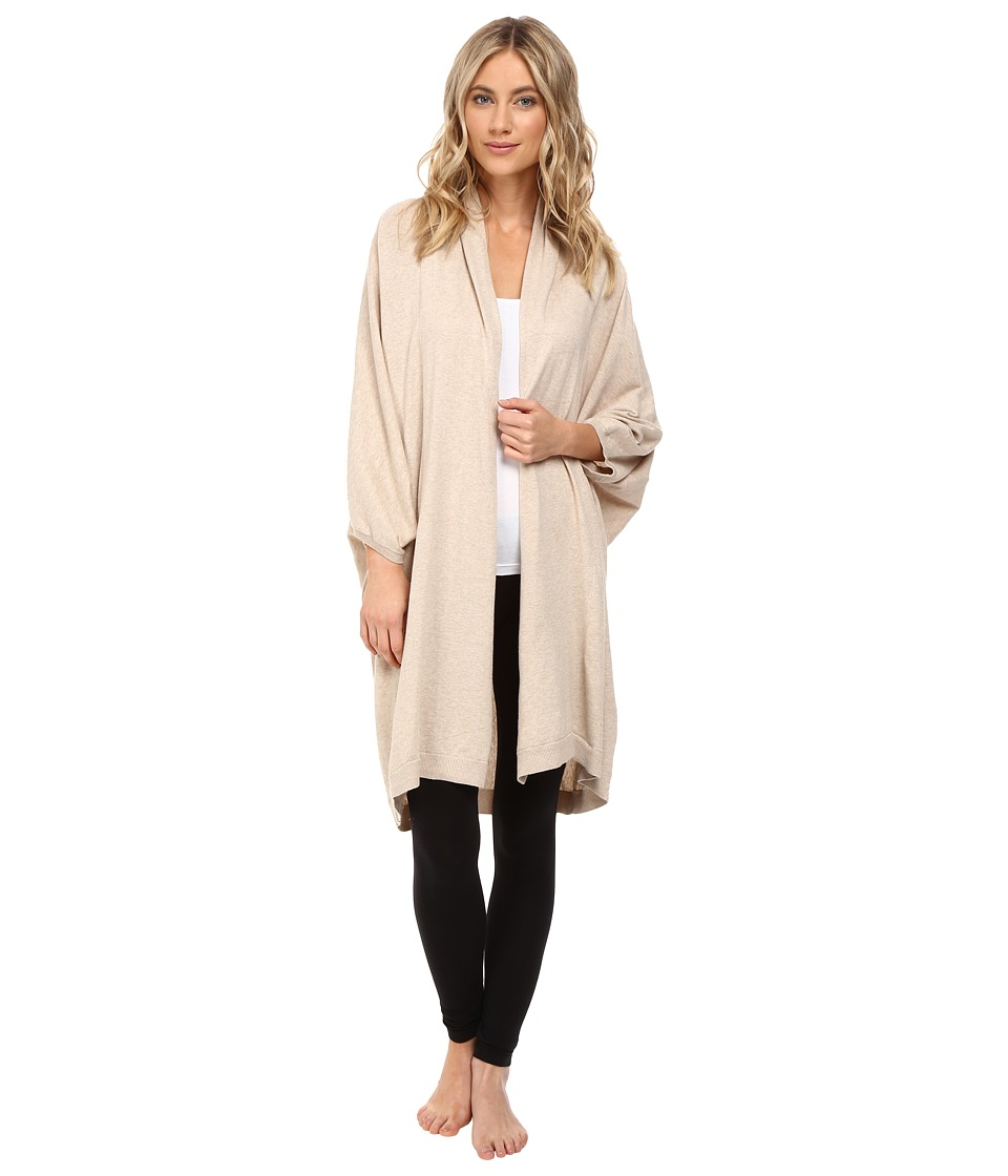 UGG - Nora Cocoon Robe (Oatmeal Heather) Women's Robe