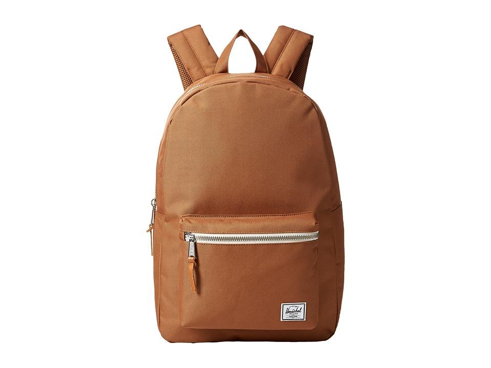 Herschel Supply Co. - Settlement (Caramel 2) Backpack Bags
