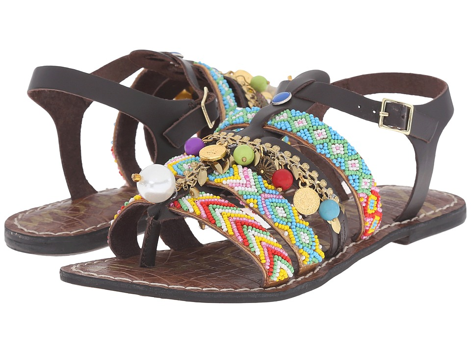Sam Edelman - Lalita (Dark Brown Multi) Women