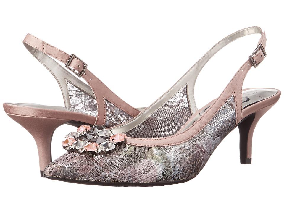 J. Renee - Makenzie (Taupe Multi) High Heels