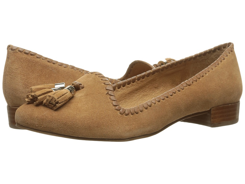 Jack Rogers Grace (Oak Suede) Women