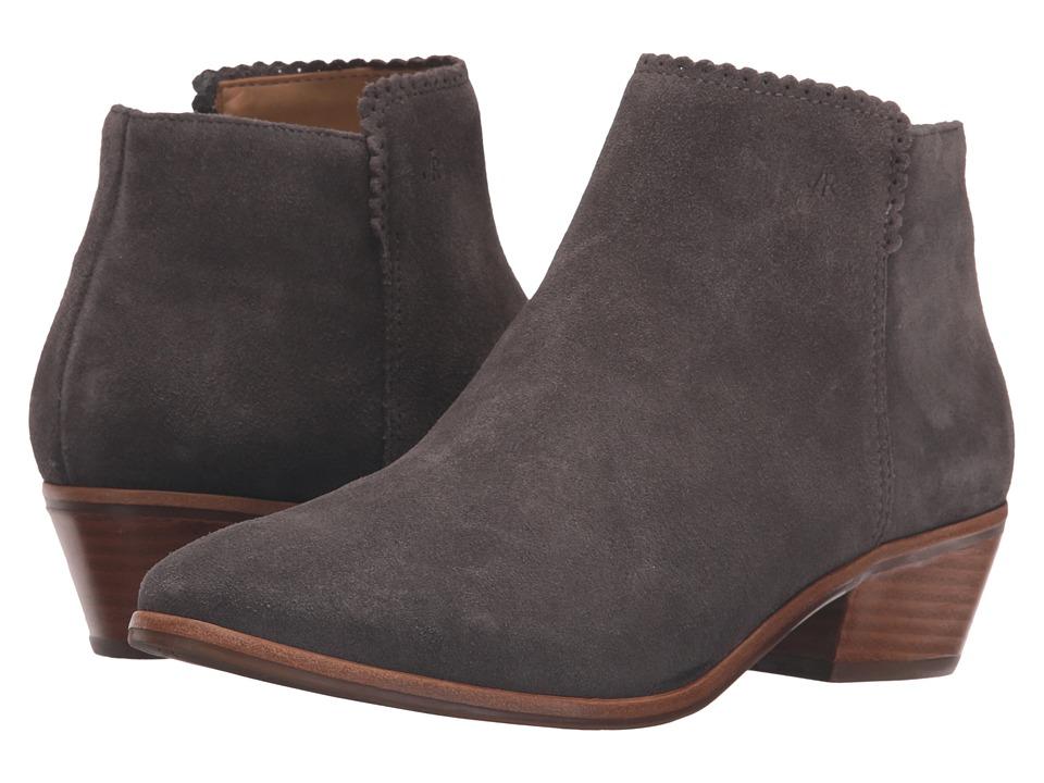 Jack Rogers - Bailee Suede (Dark Grey) Women's Boots
