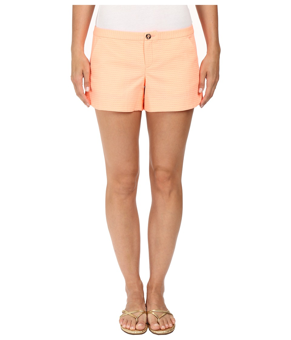 Lilly Pulitzer - Adie Shorts (Cantaloupe) Women's Shorts