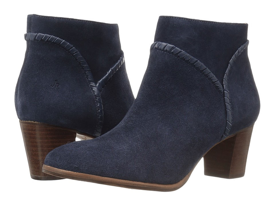 Jack Rogers Chandler Suede (Midnight) Women