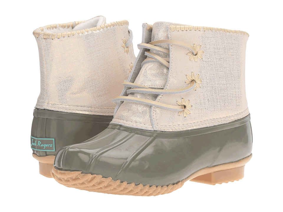 Jack Rogers - Chloe (Olive) Women's Boots