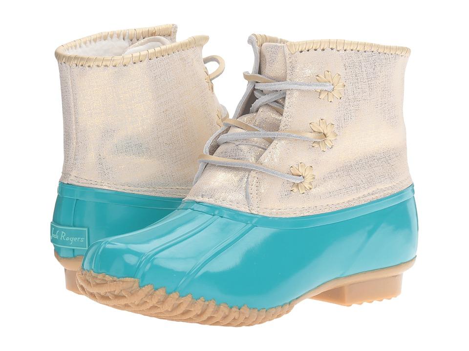 Jack Rogers - Chloe (Caribbean Blue) Women's Boots