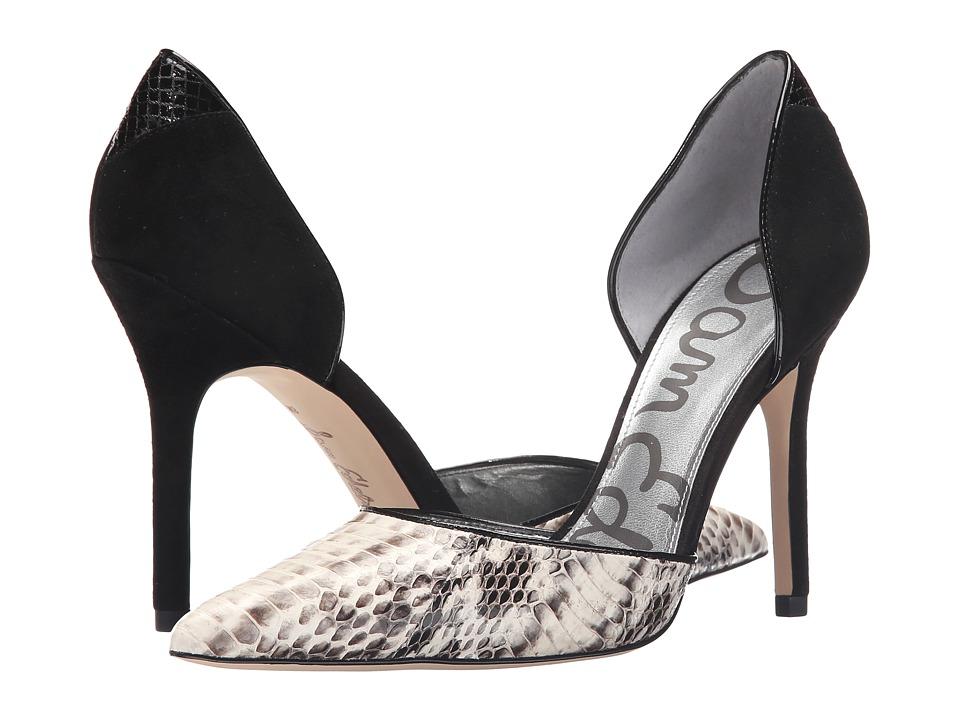 Sam Edelman - Delilah (Modern Ivory Snake) High Heels