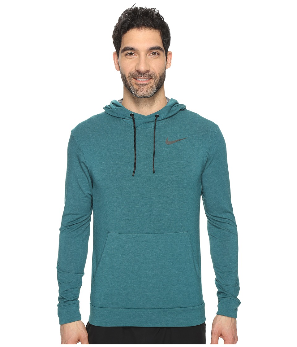 Nike Dry Training Hoodie (Midnight Turquoise/Black) Men