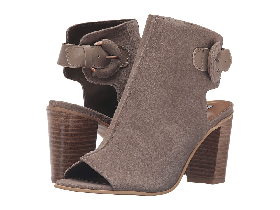 Steve Madden Catlyna (Taupe Suede) Women