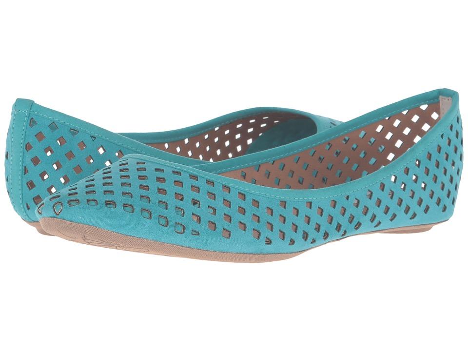 Steve Madden - Helainee (Turquoise) Women's Shoes