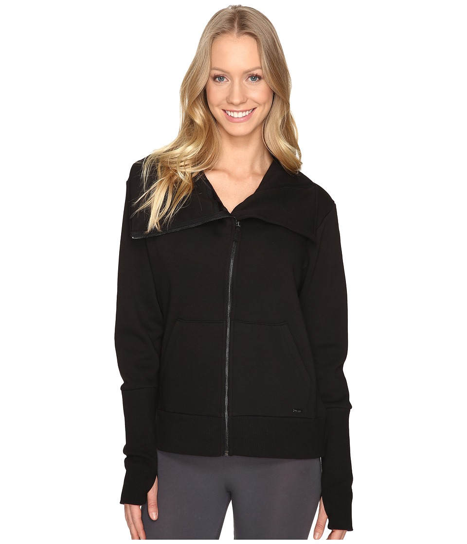 UGG - Pauline Zip Jacket (Black) Women's Coat