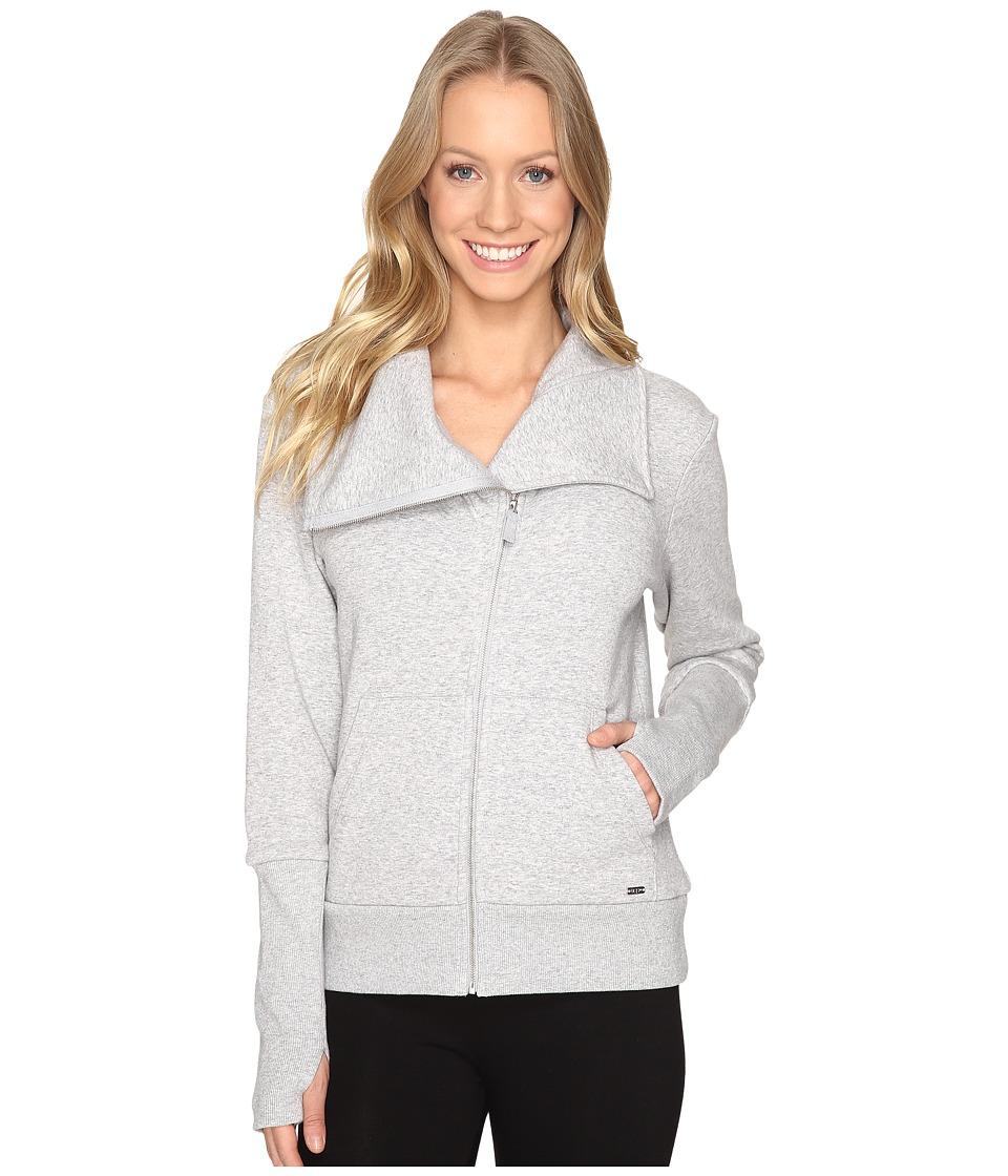 UGG - Pauline Zip Jacket (Seal Heather) Women's Coat