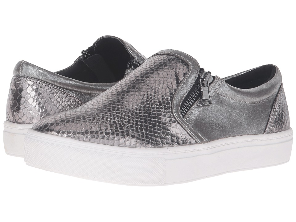Steve Madden - Excreux (Pewter Metallic) Women's Shoes