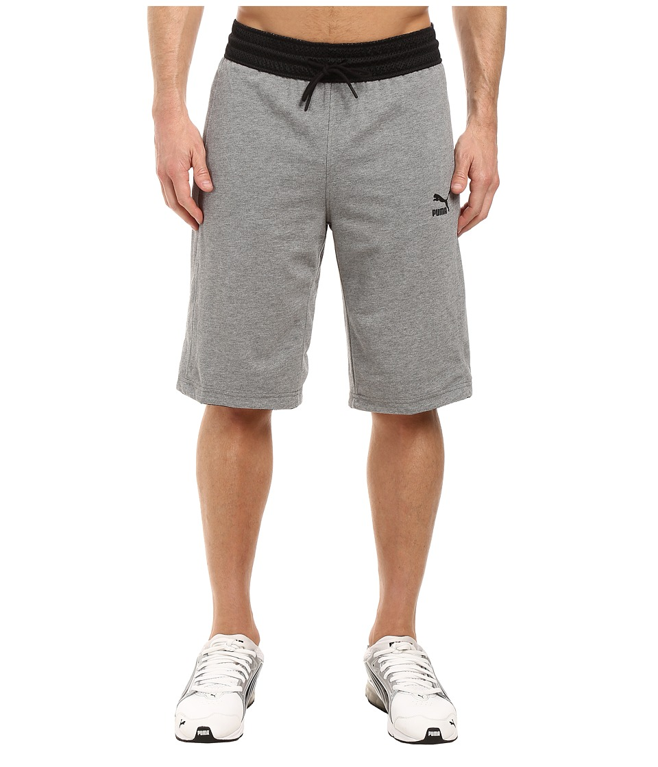 PUMA - Reversible Bermuda (PUMA Black) Men's Shorts