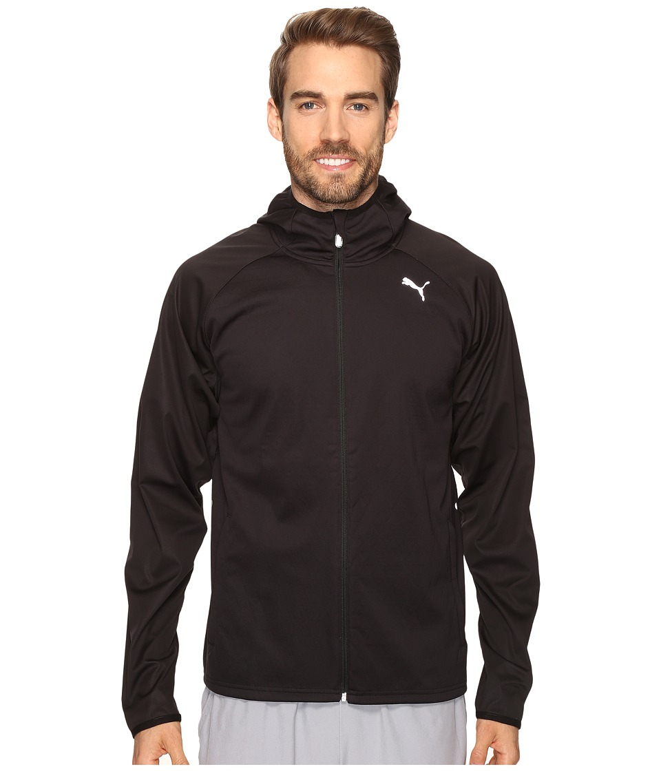 PUMA - Nightcat Storm Jacket (PUMA Black) Men's Coat