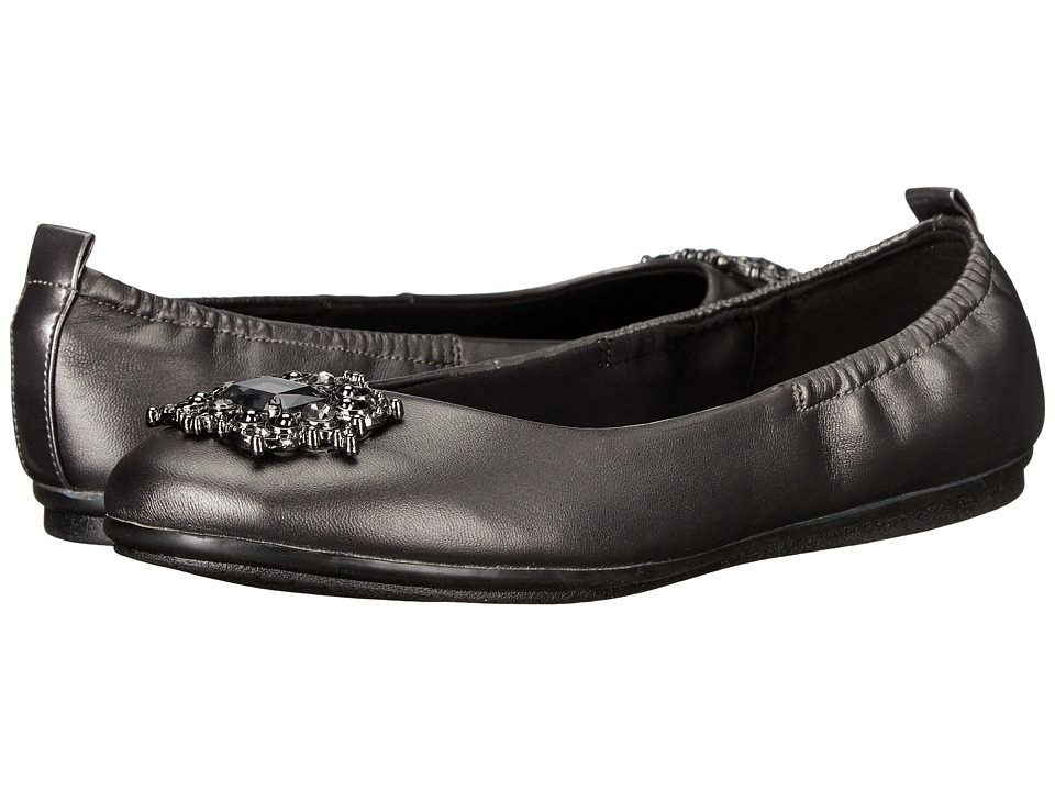Easy Spirit - Georgetta (Pewter/Pewter Synthetic) Women's Shoes