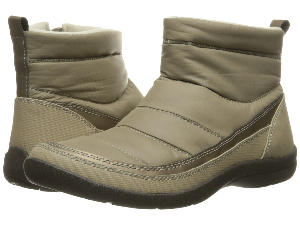 Easy Spirit - Kamlet (Taupe Multi Fabric) Women's Shoes