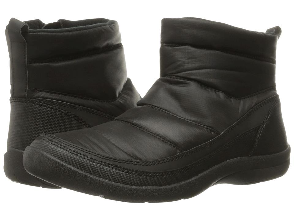 Easy Spirit - Kamlet (Black Multi Fabric) Women's Shoes