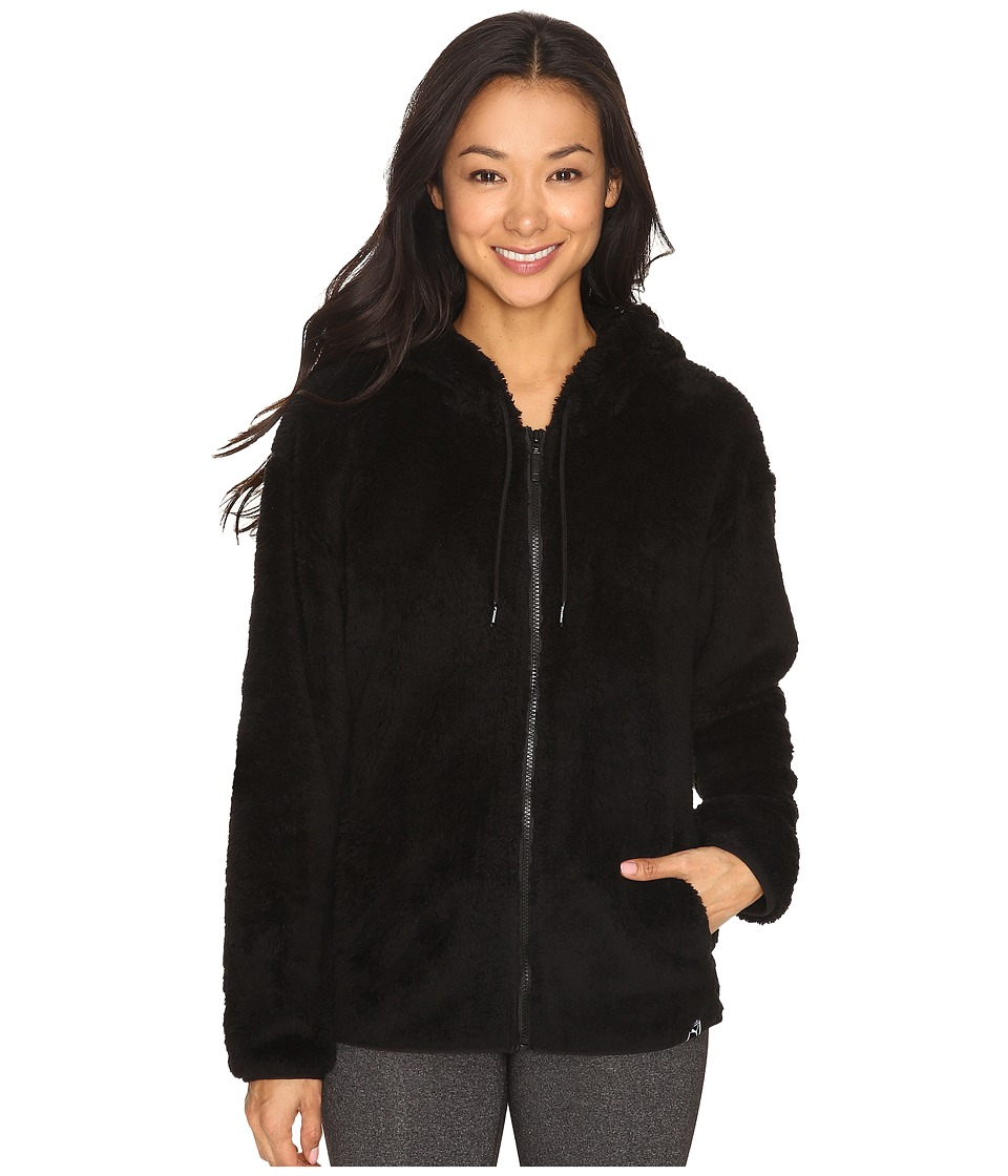 PUMA - Teddy HD Jacket (Black) Women's Coat