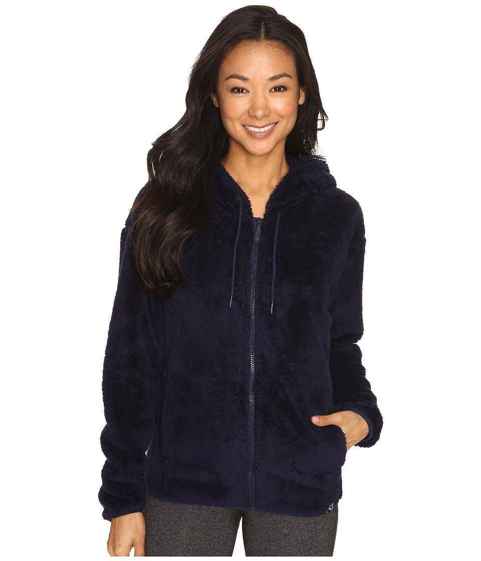 PUMA - Teddy HD Jacket (Peacoat) Women's Coat