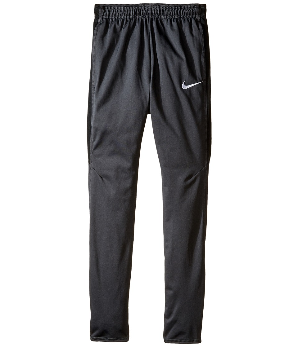 Nike Kids - Dry Squad Soccer Pant (Little Kids/Big Kids) (Anthracite/Anthracite/Black/White) Boy's Casual Pants