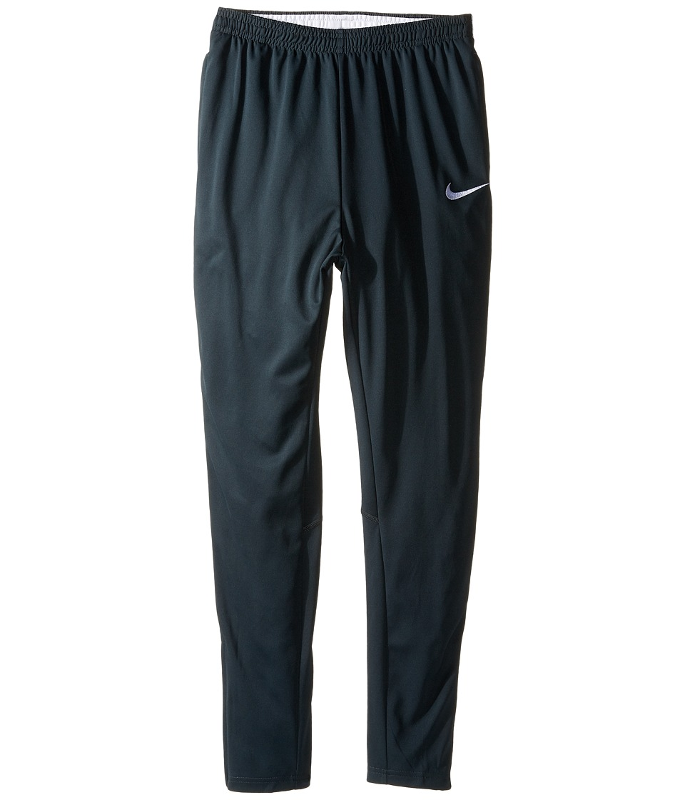Nike Kids - Dry Academy Soccer Pant (Little Kids/Big Kids) (Seaweed/Seaweed/White/White) Boy's Casual Pants