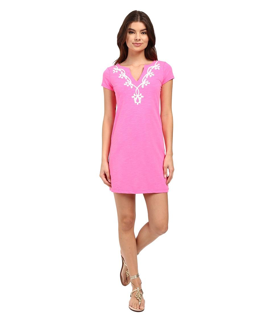 Lilly Pulitzer - Brewster Dress (Kir Royal Pink) Women's Dress
