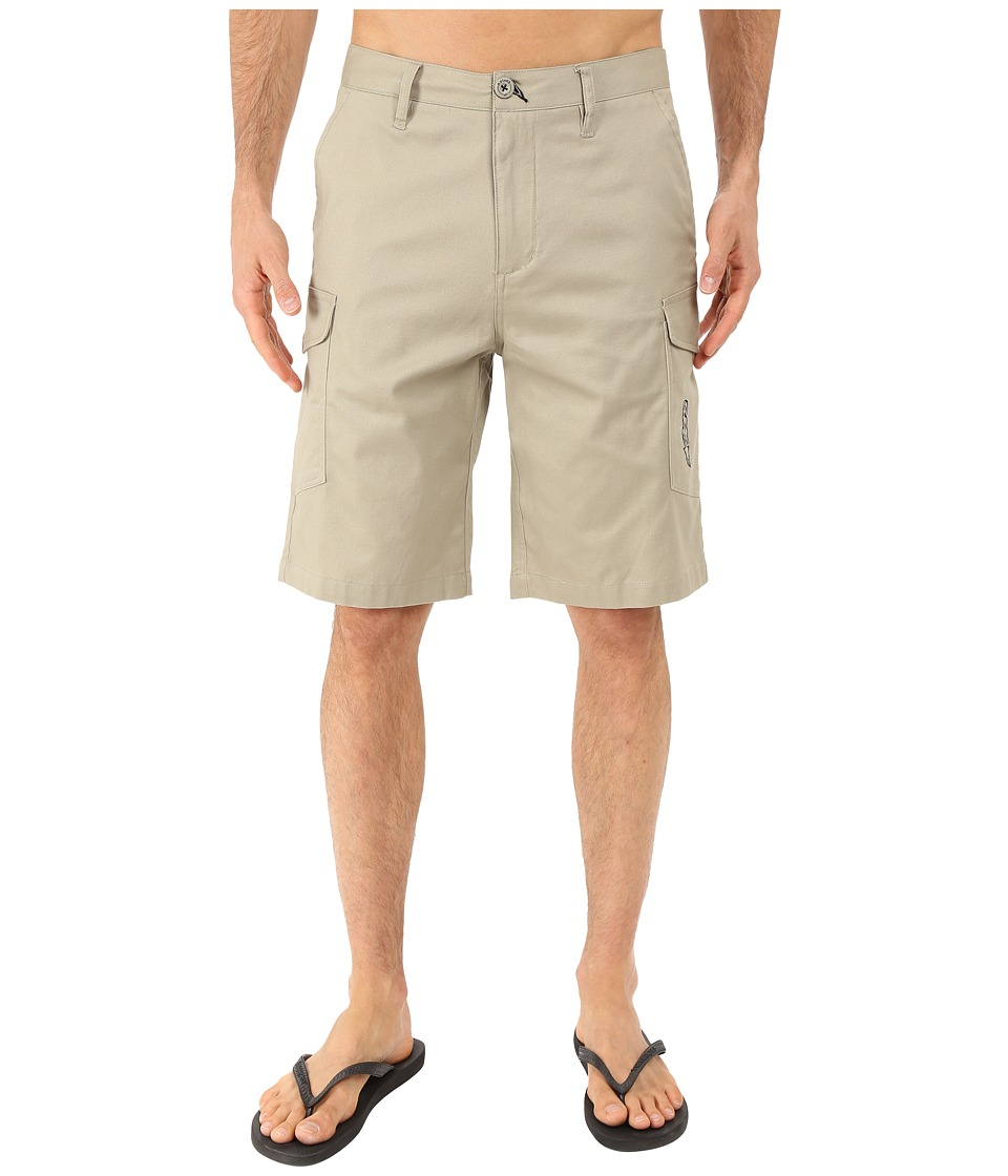 Alpinestars - Radar Cargo Walkshorts (Khaki) Men's Shorts