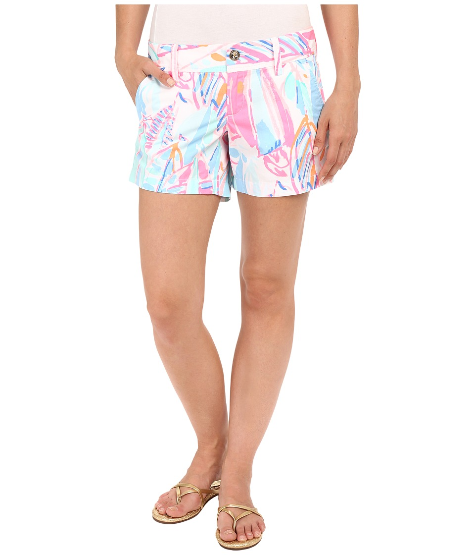Lilly Pulitzer - Callahan Shorts (Multi Out To Sea) Women's Shorts