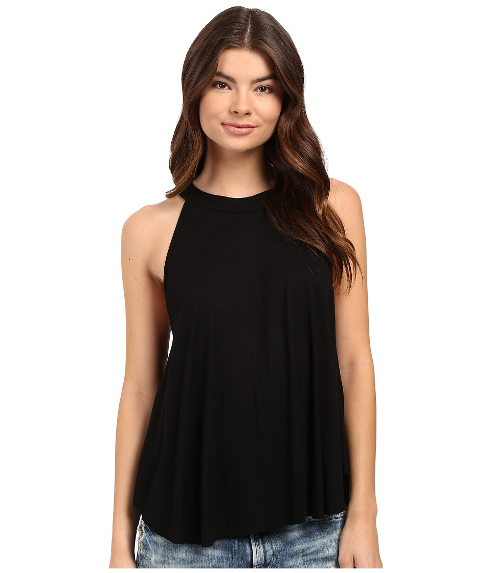 Culture Phit Blake Loose Tank Top (Black) Women