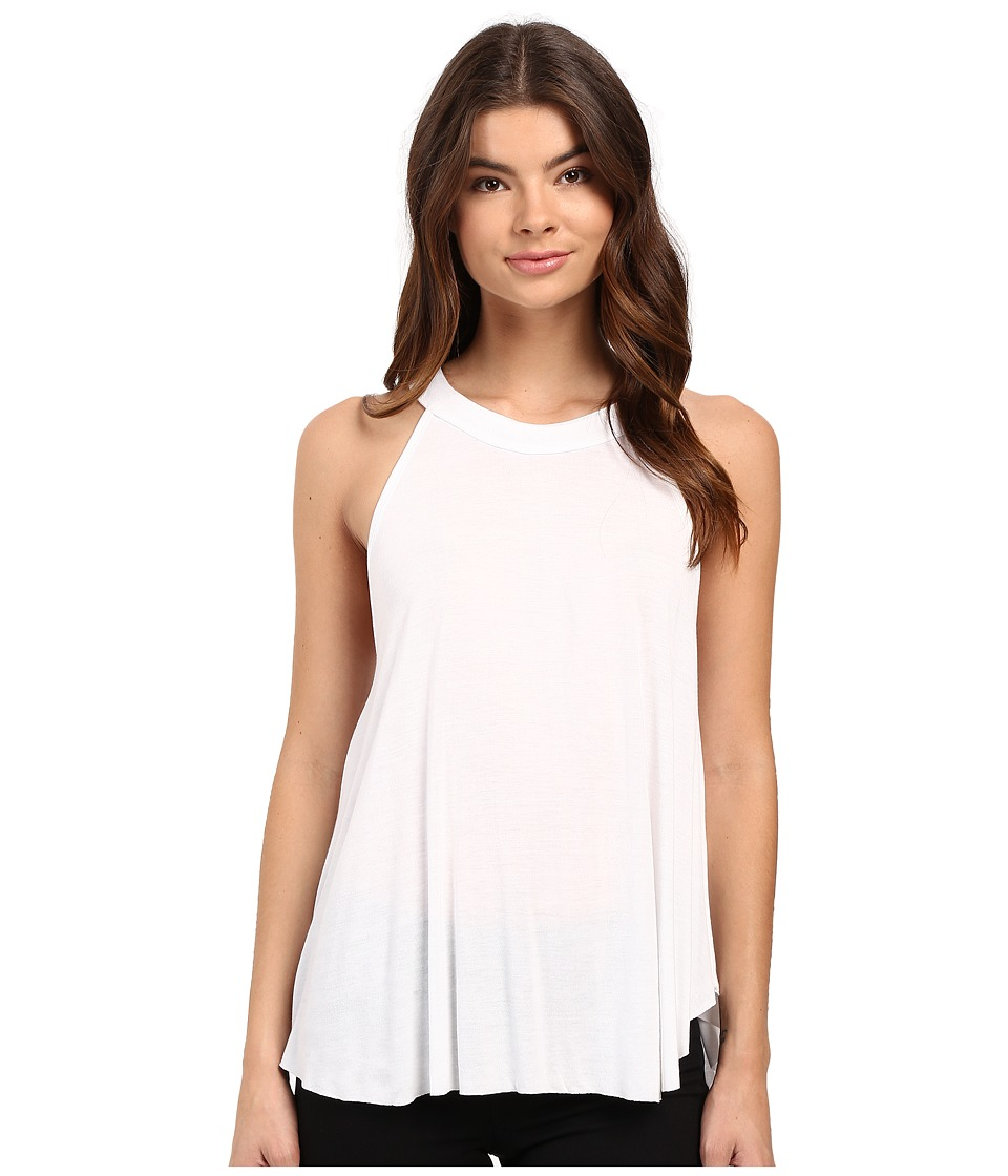 Culture Phit - Blake Loose Tank Top (White) Women's Sleeveless