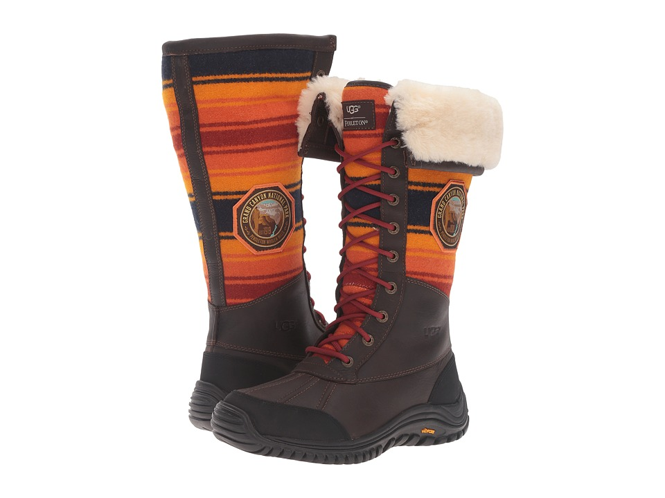 UGG Adirondack Tall NP Grand Canyon (Grizzly) Women
