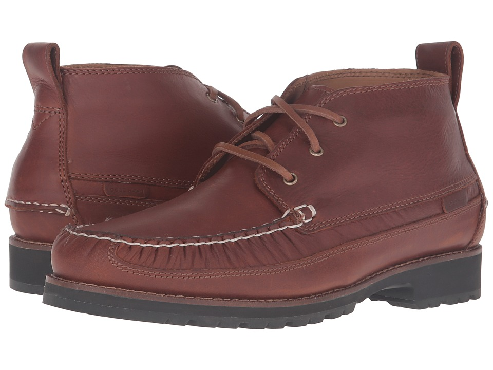 Cole Haan - Connery Moctoe Chukka (Barley) Men's Boots