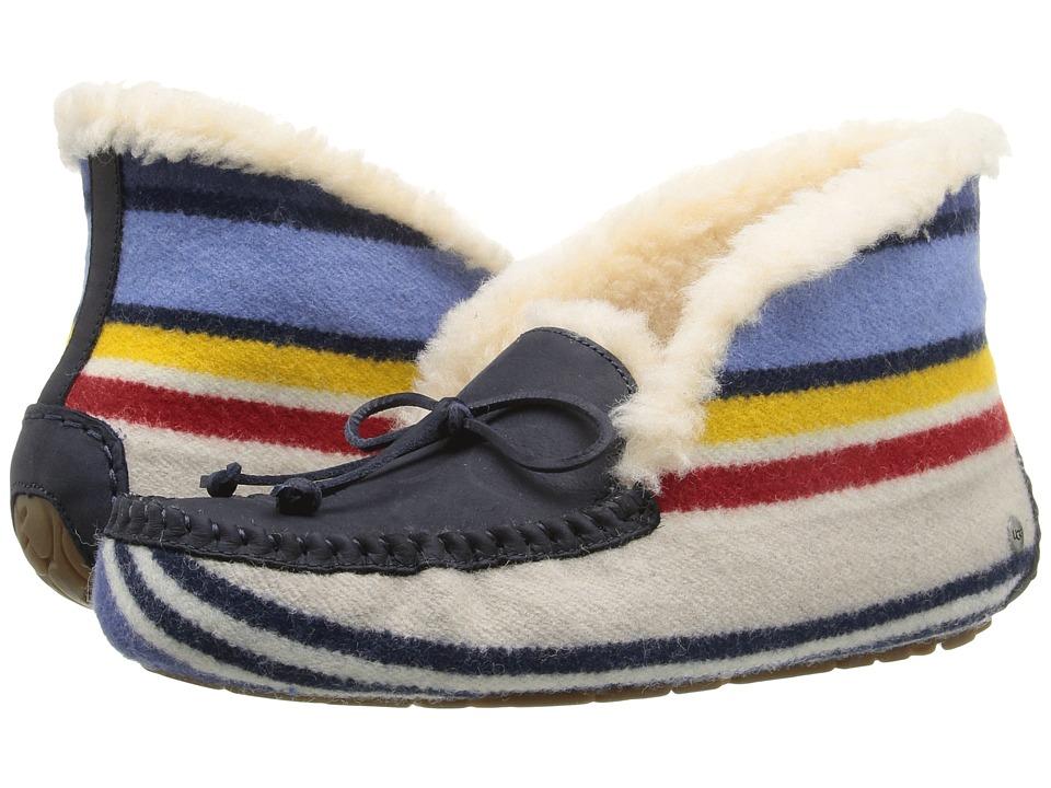 UGG - Alena NP Yosemite (Navy) Women's Shoes