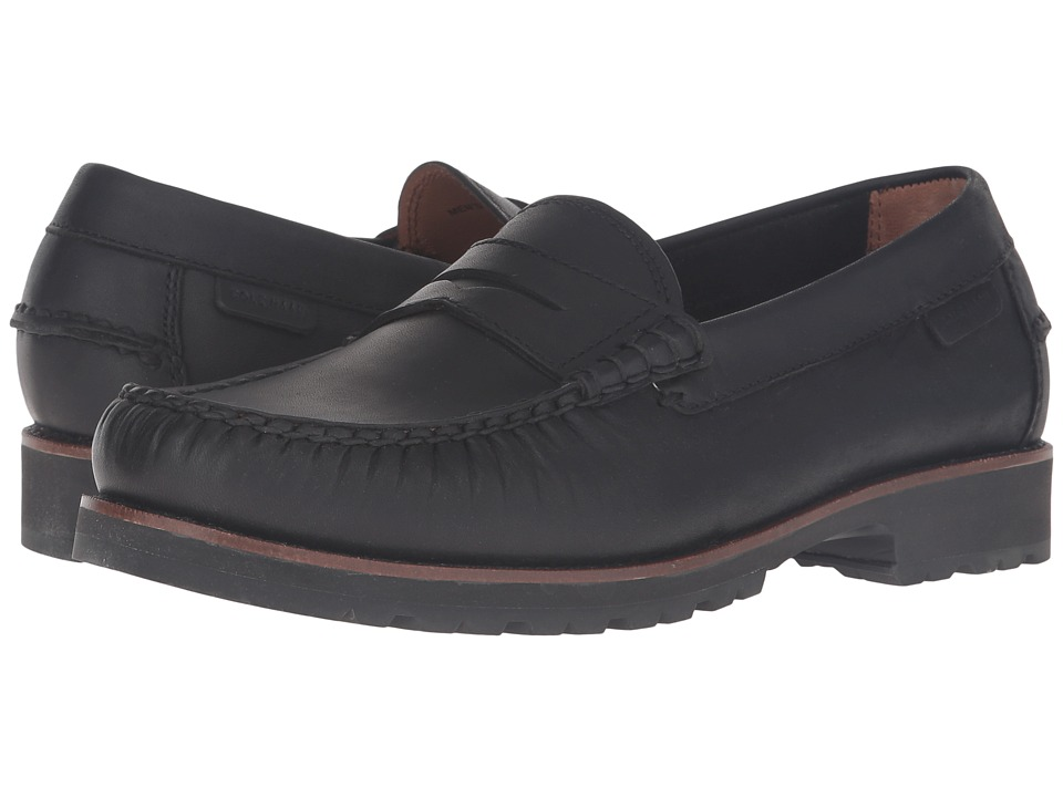 Cole Haan - Connery Penny (Black) Men's Shoes