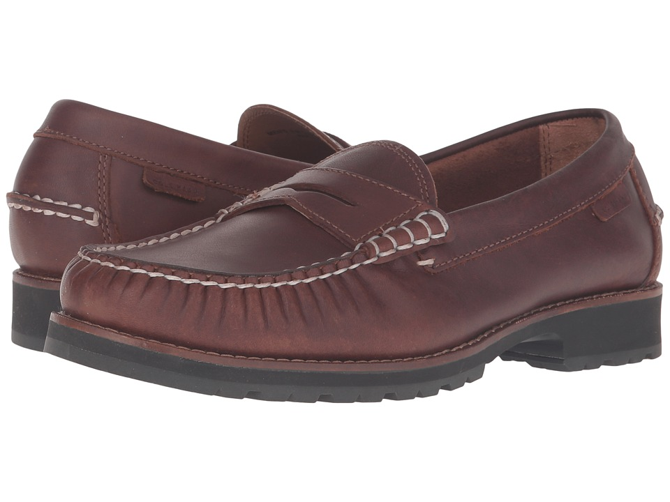 Cole Haan - Connery Penny (Woodbury) Men's Shoes