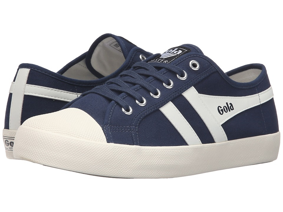 Gola - Coaster (Navy/Off-White) Men's Lace up casual Shoes