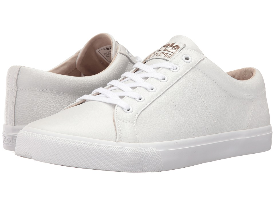 Gola - Vantage (White/White) Men's Shoes